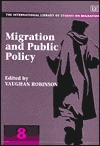 Migration And Public Policy - Vaughan Robinson