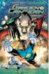 Green Lantern: Lights Out (The New 52) - Robert Venditti, Justin Jordan, Billy Tan