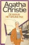 De man in het bruine pak - Jan Hardenberg, Agatha Christie