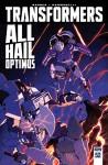 Transformers (2011-) #52 (Transformers: Robots In Disguise (2011-)) - John Barber, Livio Ramondelli, Andrew Griffith