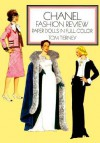 Chanel Fashion Review Paper Dolls - Tom Tierney