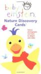 Baby Einstein: Nature Discovery Cards (Baby Einstein (Special Formats)) - Julie Aigner-clark, Nadeem Zaidi