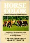 Horse Color - D. Phillip Sponenberg