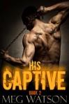 His Captive, Book 2: Billionaire Dark Romance Thriller - Meg Watson