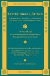 Letter from a Friend - Nāgārjuna, Bhikshu Dharmamitra