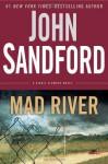 By John Sandford Mad River (A Virgil Flowers Novel) (First Edition) - John Sandford