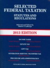 Selected Federal Taxation Statutes and Regulations, with Motro Tax Map, 2013 - Daniel J. Lathrope