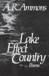 Lake Effect Country - A.R. Ammons