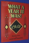 What a year it was! 1952: A walk back in time to revisit what life was like in the year that has special meaning for you - Beverly Cohn