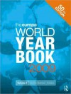 The Europa World Year Book 2009 Volume 2 - Europa Publications