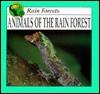 Animals Of The Rain Forest - Lynn M. Stone