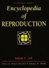 Encyclopedia of Reproduction, Four-Volume Set - Ernst Knobil