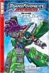 The Mystery of the Missing Minicon (Transformers: Armada, Book 2) - Hasbro
