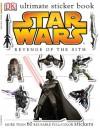 Star Wars, Episode III - Revenge of the Sith (Ultimate Sticker Book) - Simon Beecroft
