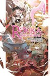 Rokka: Braves of the Six Flowers, Vol. 4 (Light Novel) - Ishio Yamagata