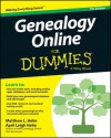 Genealogy Online for Dummies - April Leigh Helm, Matthew L Helm