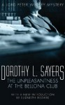 The Unpleasantness at the Bellona Club - Dorothy L. Sayers
