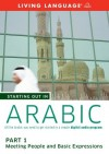 Starting Out in Arabic: Part 1--Meeting People and Basic Expressions - Living Language