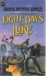 Eight Days of Luke - Diana Wynne Jones