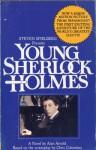 Young Sherlock Holmes: Novel (Dragon Books) - Alan Arnold
