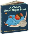 A Child's Good Night Book - Margaret Wise Brown, Jean Charlot