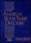 American Book Trade Directory - R.R. Bowker