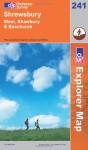Shrewsbury (OS Explorer Map) - Ordnance Survey
