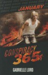 By Gabrielle Lord - January (Conspiracy 365) (Reprint) (2012-01-16) [Paperback] - Gabrielle Lord
