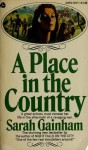 A place in the country: a novel. - Sarah Gainham