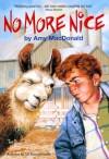 No More Nice - Amy MacDonald