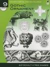 Dover Digital Design Source #9: Gothic Ornament - Carol Belanger-Grafton