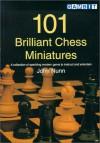 101 Brilliant Chess Miniatures - John Nunn