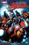 Uncanny Avengers (2015-) #12 - Pepe Larraz, Gerry Duggan, Ryan Stegman