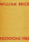 Notations 1982 - William Brice