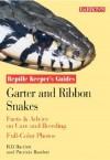 Garter And Ribbon Snakes - Richard Bartlett, Patricia P. Bartlett