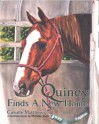Quincy Finds a New Home - Camille Matthews, Michelle Black