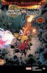 Age of Ultron vs. Marvel Zombies #4 - Leonard Kirk, Steve Pugh, James Robinson
