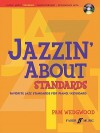 Jazzin' about Standards: Favorite Jazz Standards for Piano/Keyboard [With CD (Audio)] - Pam Wedgwood