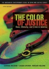 The Color of Justice: Race, Ethnicity, and Crime in America, 5th Edition (The Wadsworth Contemporary Issues in Crime and Justice Series) - Samuel Walker, Cassia Spohn