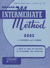 Rubank Intermediate Method - Oboe (Rubank Educational Library No. 89) - Joseph E. Skornicka