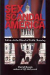Sex Scandal America: Politics & The Ritual of Public Shaming - David Rosen