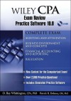 Wiley CPA Examination Review Practice Software 10.0 - NOT A BOOK