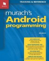 Murach's Android Programming - Joel Murach
