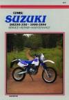 Clymer Suzuki, Dr250 350, 1990 1994 - Clymer Publishing