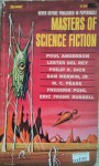 Masters of Science Fiction - Frederik Pohl, Philip K. Dick, Poul Anderson, Lester del Rey, Eric Frank Russell, Sam Merwin Jr., M.C. Pease
