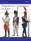 Napoleon's Campaigns in Italy - Philip Haythornthwaite, Richard Hook