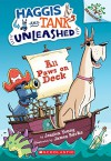All Paws on Deck: A Branches Book (Haggis and Tank Unleashed #1) - Jessica Young, James Burks