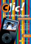 CLIC!: 3 Star Teacher Book Star - Daniele Bourdais
