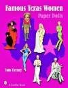 Famous Texas Women: Paper Dolls - Tom Tierney