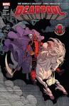 Deadpool (2015-) #22 - Gerry Duggan, Matteo Lolli, Tradd Moore